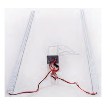 AL Retrofit 2×4 Troffer LED Retrofit Kit